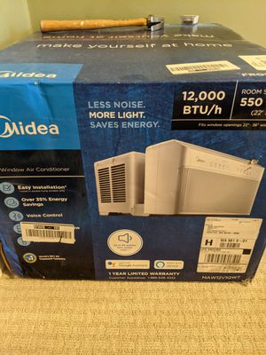 Brand new middea air conditioner for Sale in Seattle, WA