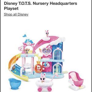 Disney T.O.T.S Nursery Playset for Sale in Wheeling, IL