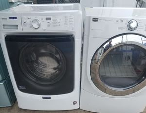Maytag washer and electric dryer for Sale in San Leandro, CA
