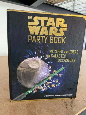 Star Wars Party and recipe book for Sale in Virginia Beach, VA