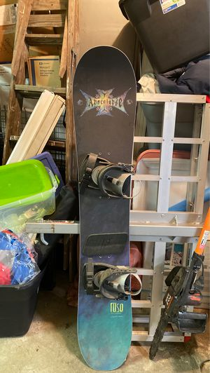 1995 apocalypse snowboard 153 for Sale in Middlebury, CT