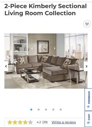Big sectional couch for Sale in Hemet, CA