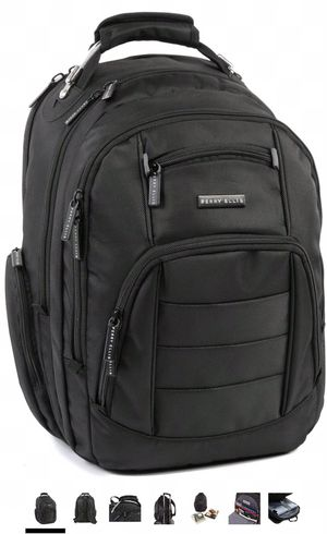 Perry Ellis Business Laptop Backpack for Sale in Las Vegas, NV