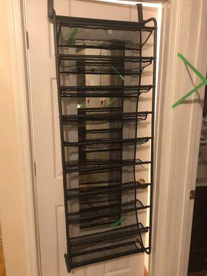 """Hanging Door Shoe Rack Storage 21"""" x 56"""" for Sale in Queens, NY"""