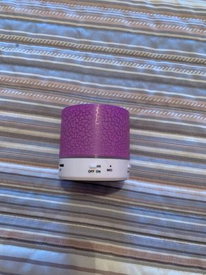 Bluetooth speaker for Sale in Liberty Hill, TX