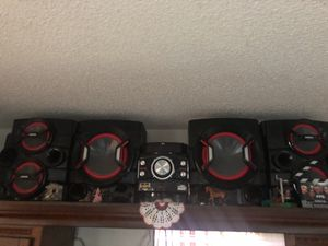 LG stereo system for Sale in Las Vegas, NV