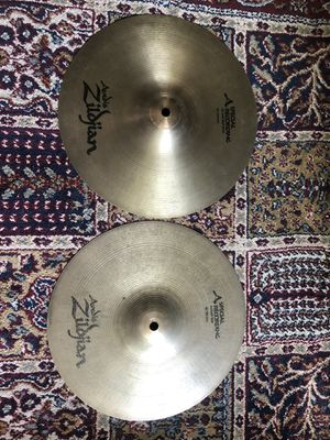 "Zildjian Special Recording Hi-Hats 12"" for Sale in Seattle, WA"