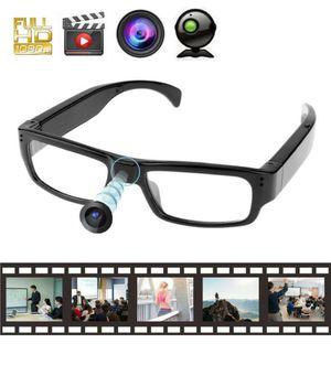 Brand new HD 1080p spy glasses for Sale in Riverside, CA