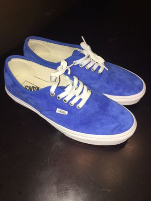 Vans Classics Royal Blue | Size 9 for Sale in Palm Coast, FL