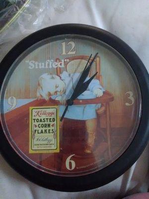 1996 Kellogg's clock for Sale in Phoenix, AZ