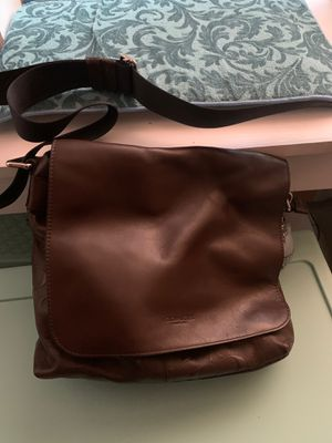 Coach authentic Messenger bag for women & Men for Sale in Glendale, CA