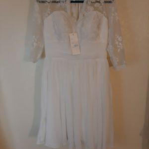 Abao wedding Dress Size 12 for Sale in Norwalk, CA