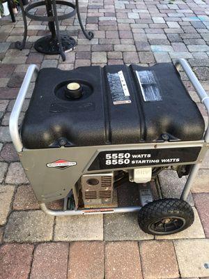 Briggs & Stratton Generator for Sale in Palmetto, FL