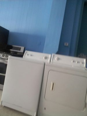 set washer and dryer Kenmore for Sale in Chicago, IL