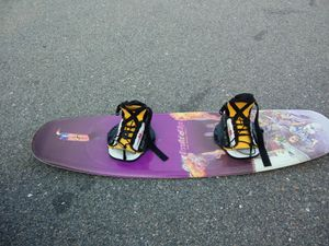 Double Up Brand Wakeboard Sam Owens 135cm for Sale in Norfolk, VA