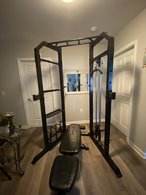 Marcy cage system am 3551 for Sale in Charlotte, NC