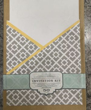 Invitations for Sale in Morrisville, NC