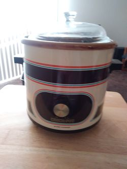 Rival Crock Pot For Sale for Sale in Stanton,  CA