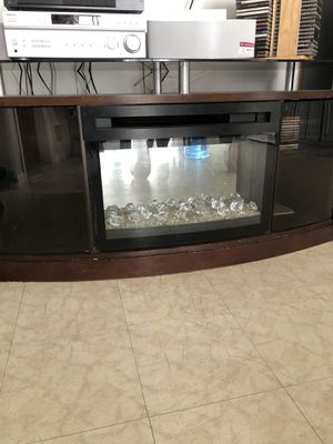 Electric fire place for Sale in Linden, NJ