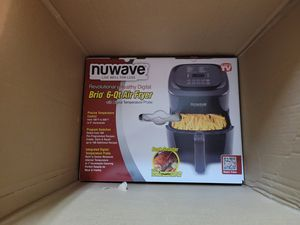 Brand New NuWave Brio 6Qt for Sale in Port St. Lucie, FL