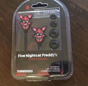 Foxy Earbuds for Sale in Aurora, IL