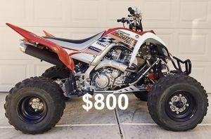 ✅Ask for 💲 800 urgentl 2008Yamaha Raptor700rr for Sale in San Francisco, CA