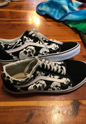 Skull vans for Sale in New Market, AL