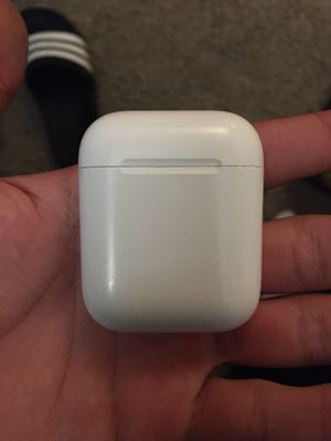 Apple Airpods Wired Charging Case for Sale in San Marcos, CA
