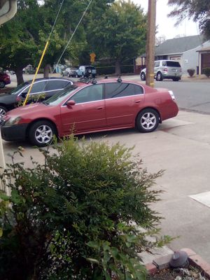 2006 Nissan Altima special edition for Sale in Fremont, CA
