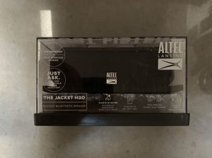Altec Lansing Bluetooth speaker water resistant for Sale in New York, NY