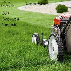 Let me cut your grass for Sale in Houston, TX