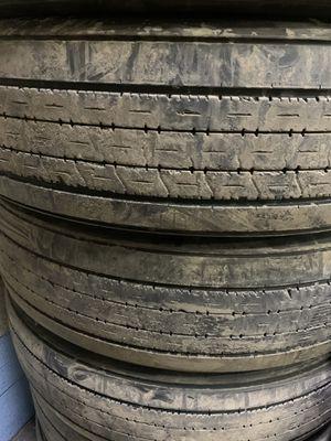 Joyus all position tires 295/75R22.5 for Sale in Lemont, IL