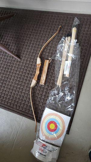 Kids archery set for Sale in Cranston, RI
