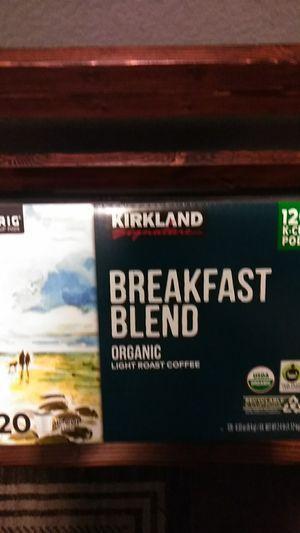 Keurig k cup coffee new unopened for Sale in Selma, CA
