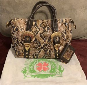 Charm and Luck handbag for Sale in Akron, OH