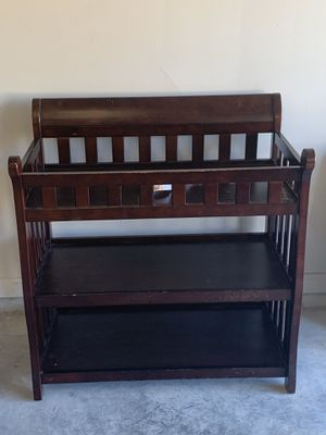 Changing table for Sale in Humble, TX