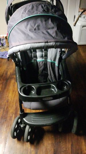 Graco ready to grow double stroller for Sale in South Salt Lake, UT