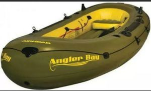 AIRHEAD ANGLER BAY Inflatable Boat, 6 person New for Sale in Irvine, CA
