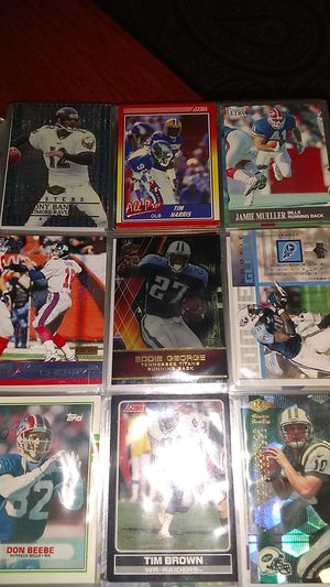 Football and baseball cards for Sale in Long Beach, CA