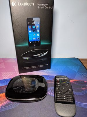 Harmony Smart Remote Control with Smartphone App for Sale in Kirkwood, NJ