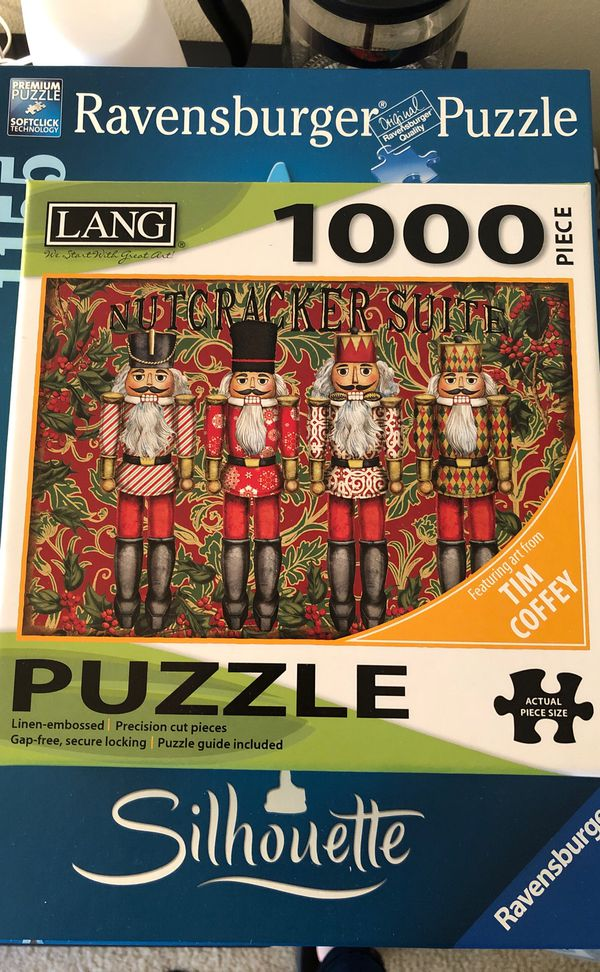 Puzzles! Complete with ALL pieces!
