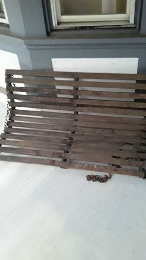 Hanging porch swing for Sale in Columbus, OH