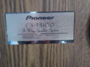 Pioneer C5-15100 Speakers for Sale in Dallas, TX