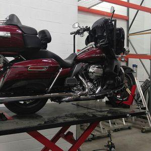 Harley Davidson Ultra Glide Limited 103 2015 for Sale in Elmhurst, IL