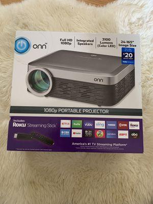 Portable projector for Sale in Ephrata, WA