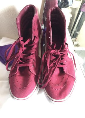 Vans High top size 9.5 for Sale in Anaheim, CA