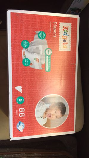 Kidgets diapers for Sale in North Las Vegas, NV