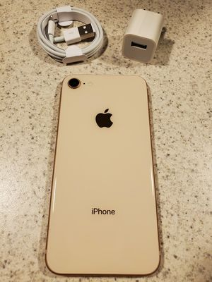 IPhone 8 64gb Factory Unlocked Gold for Sale in Corpus Christi, TX