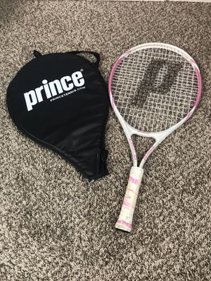 Prince Tennis Racquet Mid Plus Grip Gently used for Sale in French Creek, WV