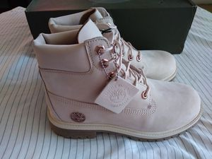 Timberlands size 5jr/7women new $70 price is firm for Sale in Chino, CA